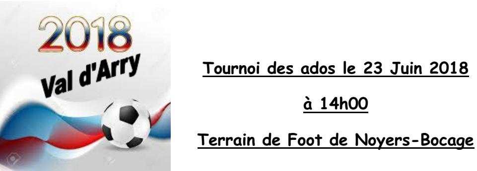 20180623 tournoi de foot