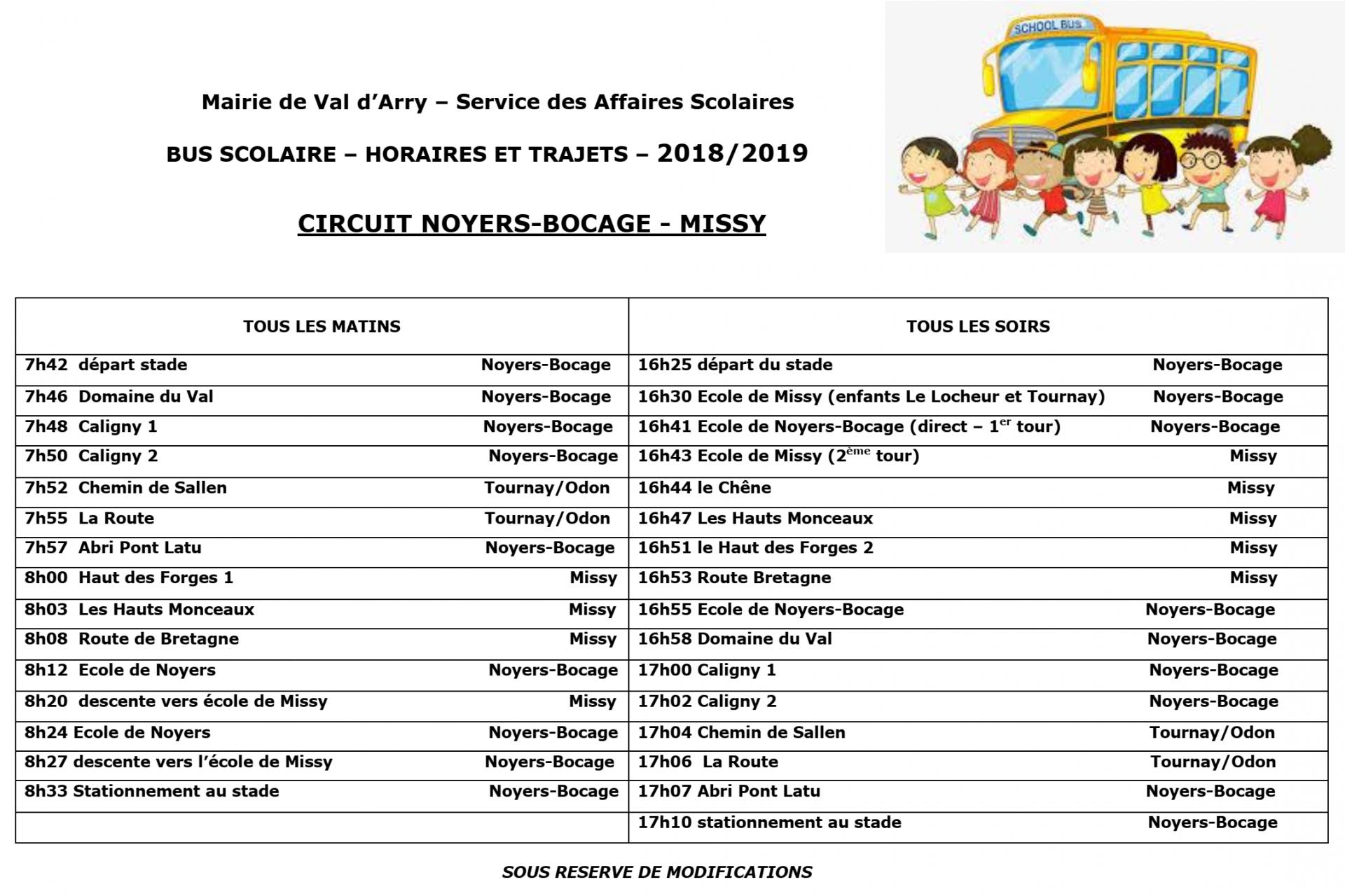 20180917trajet bus 2018 2019 tournay locheur