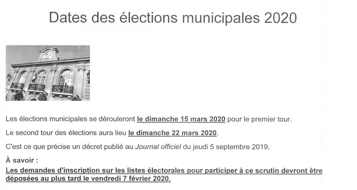 20191003elections municipales