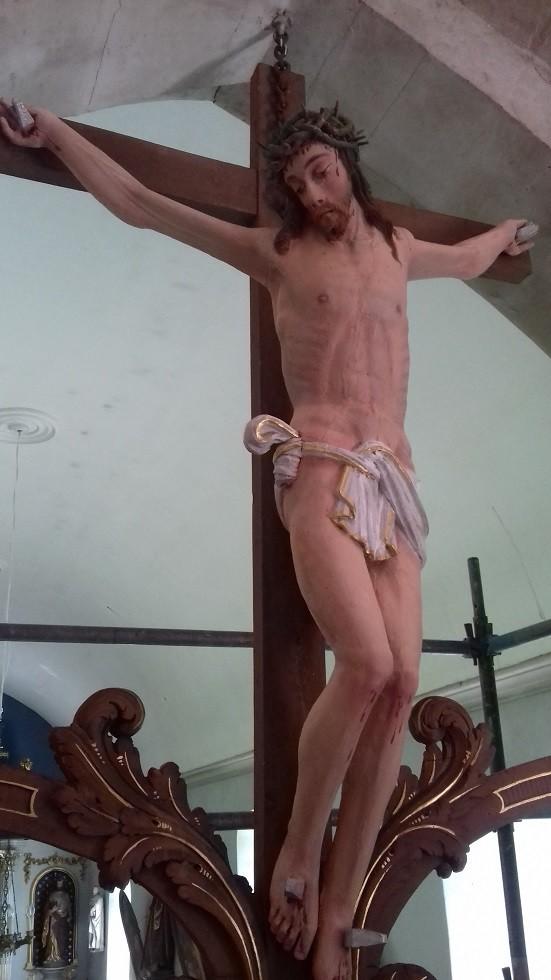 Christ en Poutre de Gloire