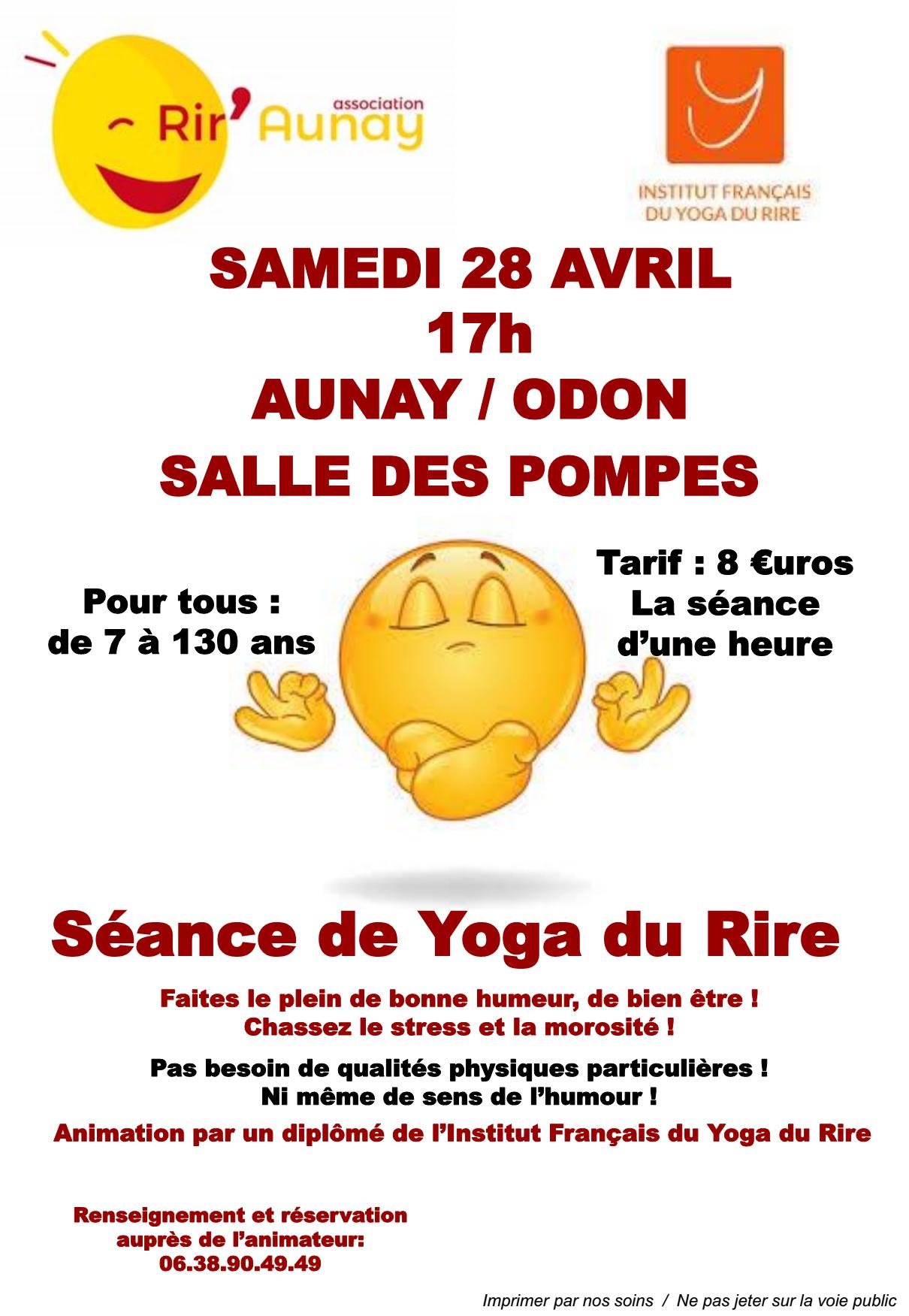 20180423 affiche yoga du rire