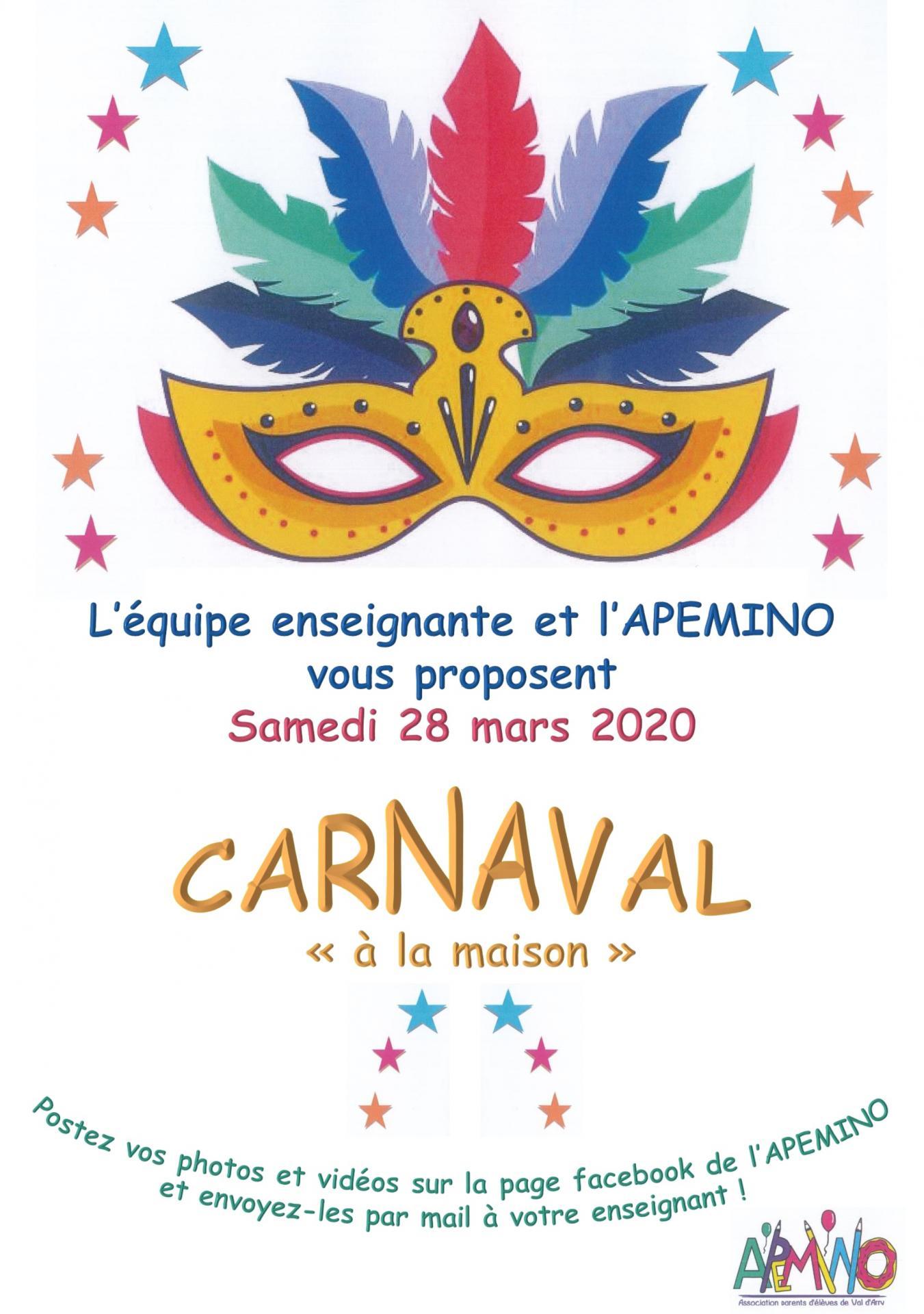 20200323carnaval a la maison