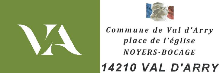 Logo mairie val d arry