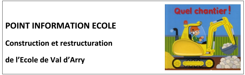 Point information ecole