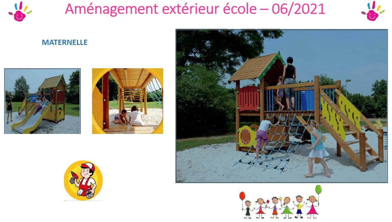 Presentation projet enfants 072021 jeux pour la cour des maternelles